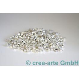 Perlenhülse Silber mit 925 Stempel, 5mm 500 St._1103