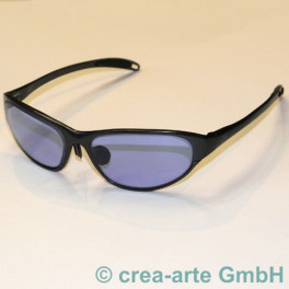 Schutzbrille Didymium stahlgrau Alugestell_1185