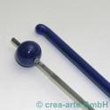 iris bleu dense