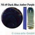 Dark Blue Amber