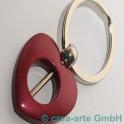 Herzschlüsselanhänger, rot_1959