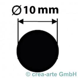 Borosilikatglasstange klar 10mm_2100