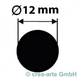 Borosilikatglasstange klar 12mm_2101