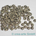 Coupelles metal 12mm  trou 2mm 200p.