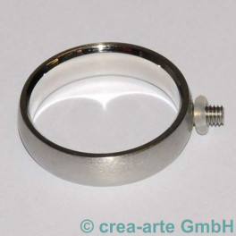 Edelstahl Rico-Design Fingerring 18mm, schmal_2229