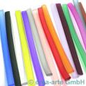 PVC Band 6mm 8cm 8 St. versch. Farben