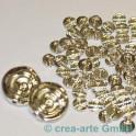 GP spacer couleur argent, 100 pièces