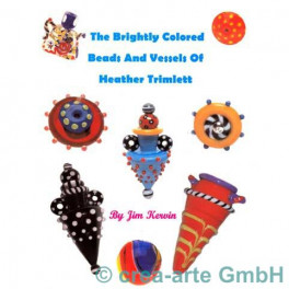 The Brightly colored beads and Vessels o_234