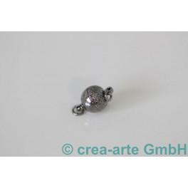 Magnetverschluss D=10mm dunkel_2563
