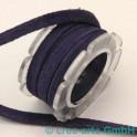 Wildlederband 5mm, violett_2587