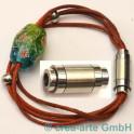 Edelstahl Magnetverschluss zum Einkleben