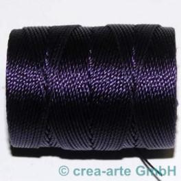 Knüpfgarn-Spule  Purple_2684
