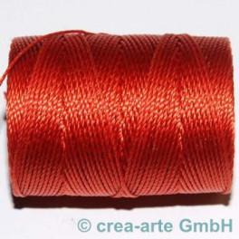 Knüpfgarn-Spule Orange_2689