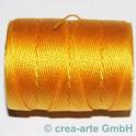 Knüpfgarn-Spule Golden Yellow_2693