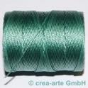 Knüpfgarn-Spule Turquoise