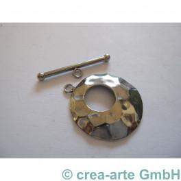 Stainless Steel Knebelverschluss 25x25x1_2714