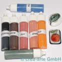 Glasmalfarben Set 7 Farben à 10ml