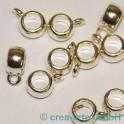 Metallanhänger mit Oese 8x5mm, 10 Stück_2871