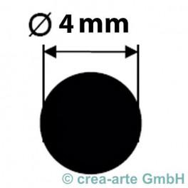 Borosilikatglasstange klar D=4mm p. Kg_2886