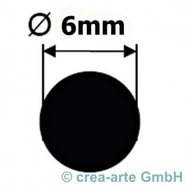 Borosilikatglasstange klar 6mm150cm Kg_2888