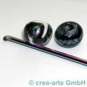 Dichroice Stringer black 3mm, 40cm