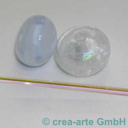Dichroice Stringer clear 3mm, 40cm_293
