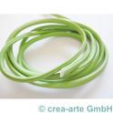 Nappa Style 4mm, 1m, grün