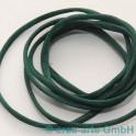 Fil en soie  1m vert fonce