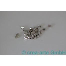 Silberröhrchen 30Stk_3292