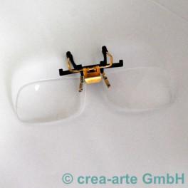 zur Befestigung an Didmyiumbrille +4.0 Dioptrin_3558