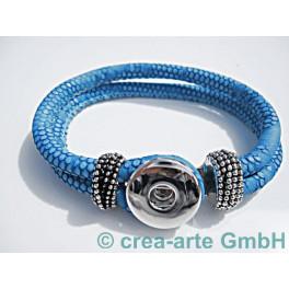 Chunk Armband blau_3739