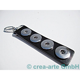 Schlüsselanhänger Chunk schwarz_3770