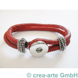Chunk Armband rot_3772