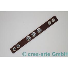 Chunk Armband braun_3783