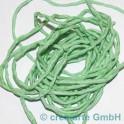 Habotai Seidenband  lindgrün, 3 Stück