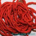 Habotai Seidenband  koralle, 3 Stück