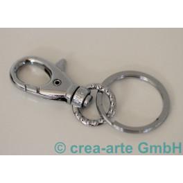 Karabiner mit Schlüsselring_4230