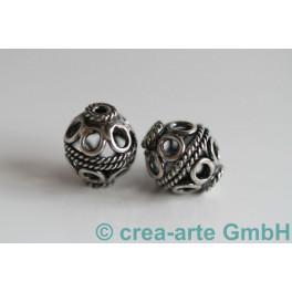 Clacla, 925er Silber, 13x15mm, 2 Stück_472