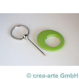 Schlüsselanhänger, grün_5087
