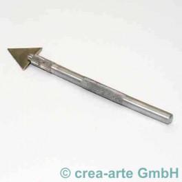 Perlen-Form Messer Dreieck_519