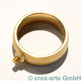 Fingerring, goldfarbig_5390