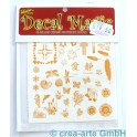 Decal Magic - Diverses 1, goldfarbig