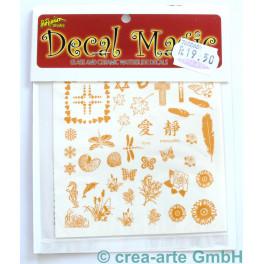 Decal Magic - Diverses 1, goldfarbig_5649
