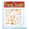 Decal Magic - Diverses 2, goldfarbig