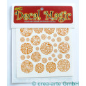 Decal Magic - Keltische Motive 1, goldfarbig