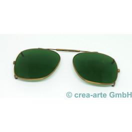Clip on Augenschutz für Boroglas, grün, Grösse 52_5686