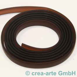 PVC Band 10mm 1m braun_582