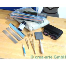 Set Werkzeug & Verbrauchsmaterial Zweigasbrenner_5872