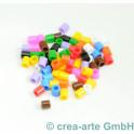 Pony Beads, 250g, farbig