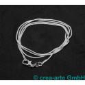 Schlangenkette, 60cm, 925er Silber_6229